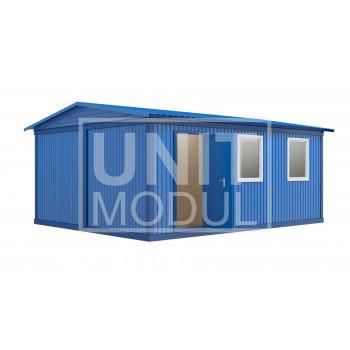 (МЗ-01) Модульное здание из двух блок-контейнеров
