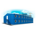 Популярные проекты модульных зданий