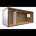 Блок-контейнеры для дачи
