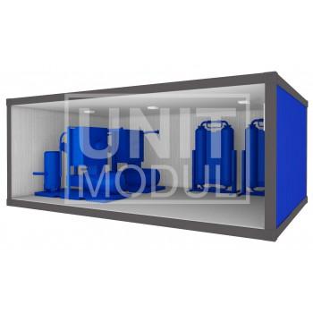 (ПК-03) Модульная компрессорная станция