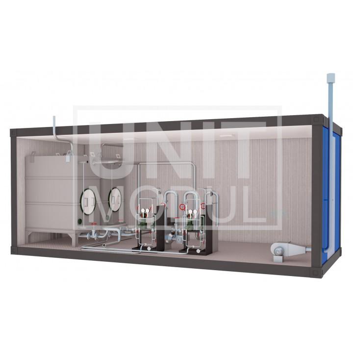 (ПК-01) Модульная насосная станция