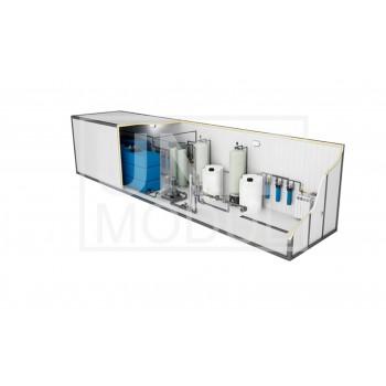 (ПК-04) Блок-контейнер для систем водоподготовки